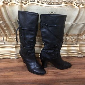 Michael Kors Excellent Condition Black Boots